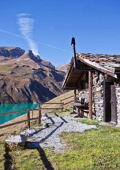 Lac Moiry.